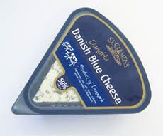 Τυρί ST.CLEMENS Danablu μπλε 100gr