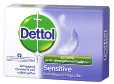 Σαπούνι DETTOL sensitive 100gr