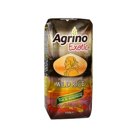 Ρύζι AGRINO Exotic άγριο 500gr