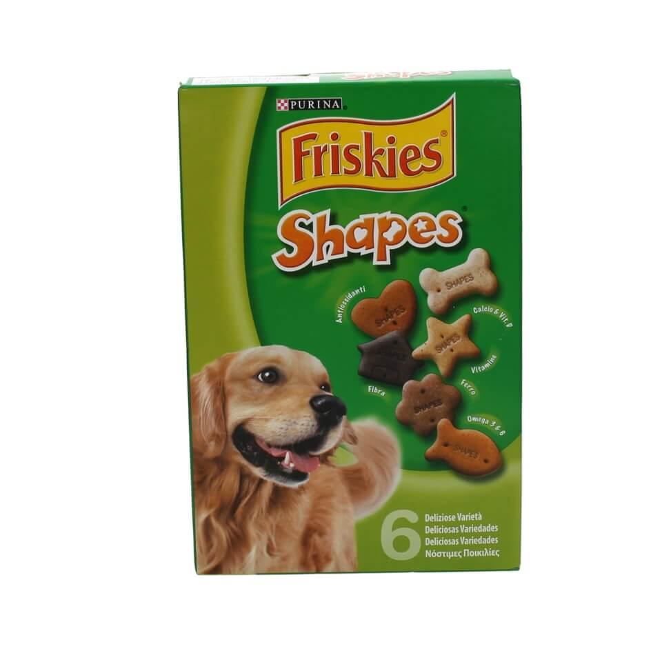 Μπισκότα σκύλου FRISKIES shapes 400gr