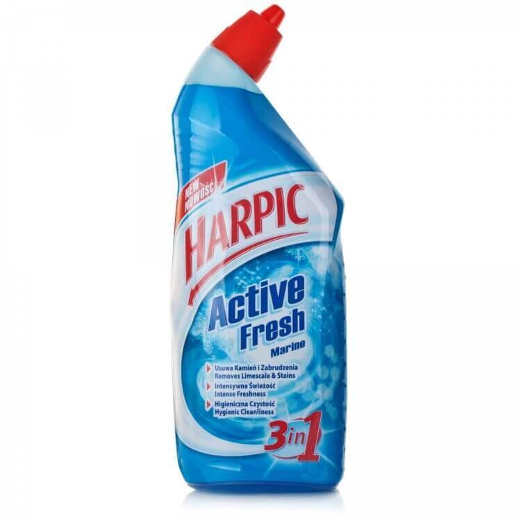 Υγρό καθαριστικό τουαλέτας HARPIC 2x750ml (1+1 δώρο)
