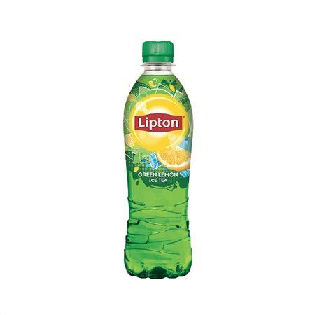 Κρύο τσάι LIPTON πράσινο λεμόνι 500ml