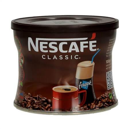 Στιγμιαίος καφές NESCAFE classic 100gr
