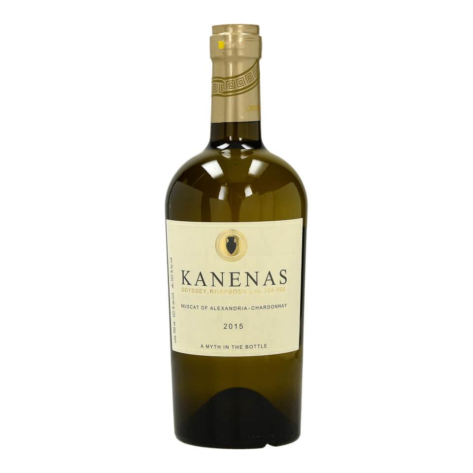 Κρασί ΤΣΑΝΤΑΛΗ Kanenas λευκός 750ml