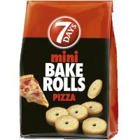 Σνακς BAKE ROLLS mini pizza 160gr