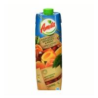 Χυμός AMITA Πορτοκάλι-μήλο-βερίκοκο 1lt