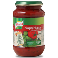 Έτοιμη σάλτσα KNORR Napoletana 400gr