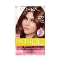 Βαφή μαλλιών EXCELLENCE Creme 7.77 48ml (-3,7€)