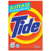 Σκόνη TIDE πλύσιμο στο χέρι 900gr