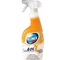 Απολυμαντικό χωρίς χλώριο KLINEX spray 4σε1 κουζίνα 750ml