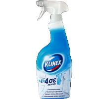 Απολυμαντικό χωρίς χλώριο KLINEX spray hygiene μπάνιο 750ml