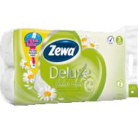 Χαρτί υγείας ZEWA Deluxe Chamomile 8 ρολά