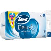 Χαρτί υγείας ZEWA Deluxe Delicate Care 8 ρολά