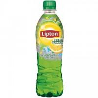 Κρύο τσάι LIPTON πράσινο χωρίς ζάχαρη 500ml