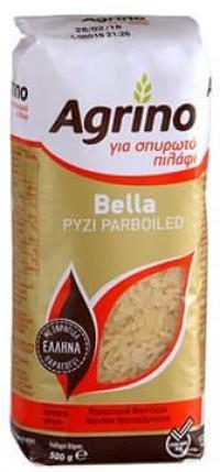Ρύζι AGRINO Bella parboiled 500gr