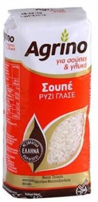 Ρύζι AGRINO Σουπέ γλασσέ 500gr