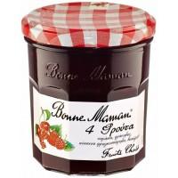 Μαρμελάδα BONNE MAMAN 4 φρούτα 370gr
