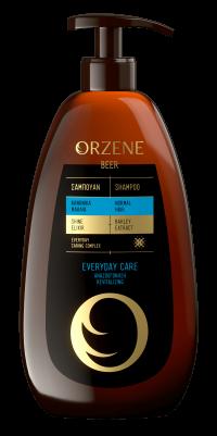 Σαμπουάν ORZENE κανονικά μαλλιά 750ml