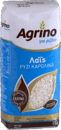 Ρύζι AGRINO Λαΐς καρολίνα 500gr