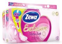 Χαρτί υγείας ZEWA Exclusive ultra soft 8 ρολά