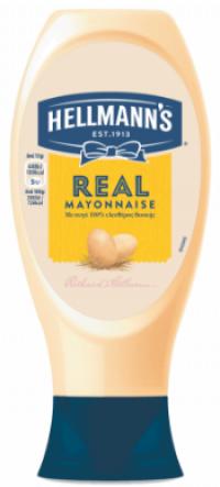 Μαγιονέζα HELLMANN'S Real top down 430ml