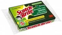 Σφουγγάρι SCOTCH BRITE κουζίνας πράσινο γίγας 1τμχ