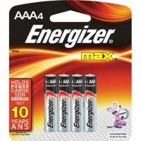 Μπαταρίες ENERGIZER Max AAA 4τμχ