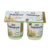 Επιδόρπιο γιαουρτιού ΔΕΛΤΑ Advance με 5 δημητριακά 2x150gr
