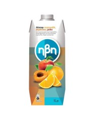 Χυμός ΗΒΗ πορτοκάλι-μήλο-βερίκοκο 1lt