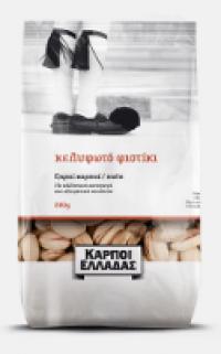 Φυστίκι ΚΑΡΠΟΙ ΕΛΛΑΔΑΣ κελυφωτό ψημμένο 200gr