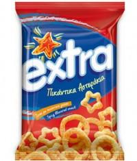Αστεράκια EXTRA πικάντικα 130gr (90gr +40% δώρο)
