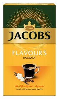 Καφές φίλτρου JACOBS Flavours βανίλια 250gr