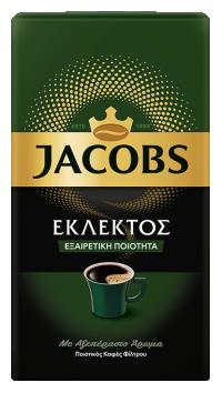 Καφές JACOBS Εκλεκτός φίλτρου 250gr