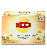 Αφέψημα LIPTON χαμομήλι 20x1gr