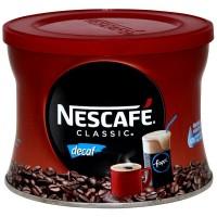 Στιγμιαίος καφές NESCAFE classic decafeine 100gr