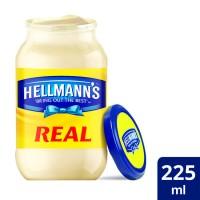 Μαγιονέζα HELLMANN'S real 225ml