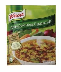 Σούπα KNORR βοδινό 80gr
