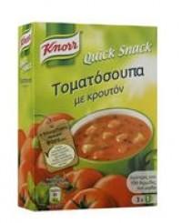 Σούπα KNORR quick soup τοματόσουπα με κρουτόν 57gr
