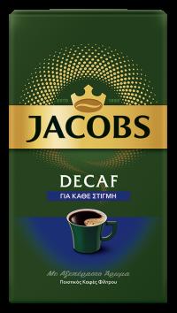 Καφές φίλτρου JACOBS χωρίς καφεΐνη 250gr