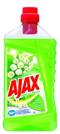 Καθαριστικό πατώματος AJAX Fete Des Fleurs λουλούδια της άνοιξης 1lt