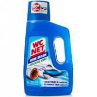 Αποφρακτικό WC NET Σιφώνια & Σωλήνες marine fresh 1lt