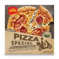 Πίτσα ALFA special 2x405gr