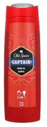 Αφρόλουτρο OLD SPICE Captain 400ml
