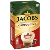 Καφές JACOBS cappuccino στιγμιαίος 10x14,4gr