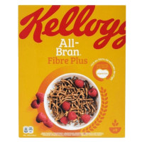 Δημητριακά KELLOGG'S ALL BRAN fibre plus 375gr