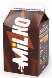 Σοκολατούχο γάλα MILKO 250ml