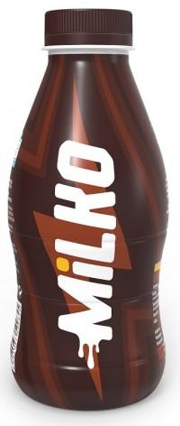 Σοκολατούχο γάλα MILKO φιάλη 500ml