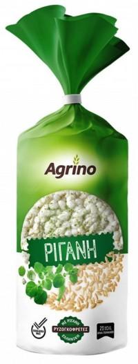 Ρυζογκοφρέτες AGRINO με ρίγανη 110gr