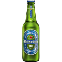 Μπύρα HEINEKEN 0.0 0% αλκοόλ φιάλη 330ml