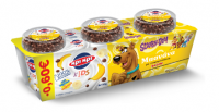 Παιδικό επιδόρπιο ΚΡΙ ΚΡΙ Kids Scooby Doo μπανάνα 3x150gr (-0,60€)